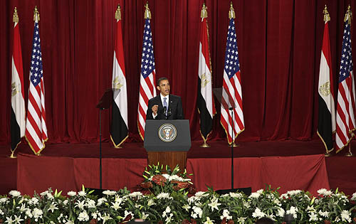obama cairo