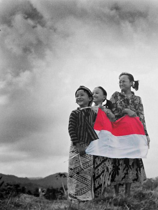 tersenyum indonesiaku