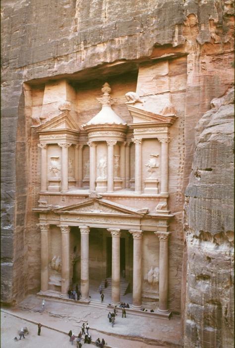 Petra, Yordan