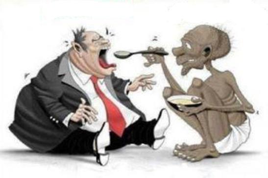 7parados akibat korupsi