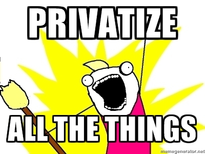 privatiseeverything